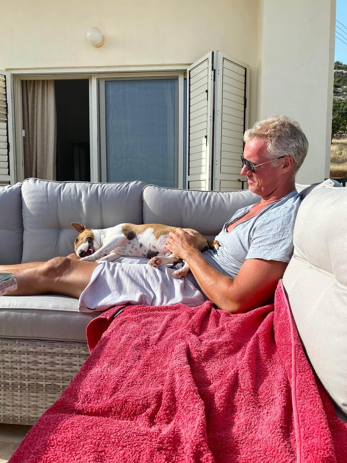 Cuidados de Bull terrier miniatura en verano
